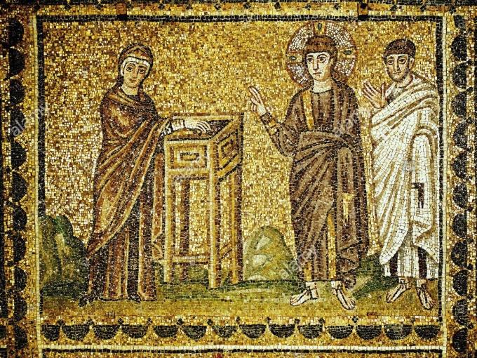 l-offerta-della-povera-vedova-luca-21-1-4-gesu-e-un-apostolo-6th-posizione-santapollinare-nuovo-ravenna-italia-p0jke4.jpg