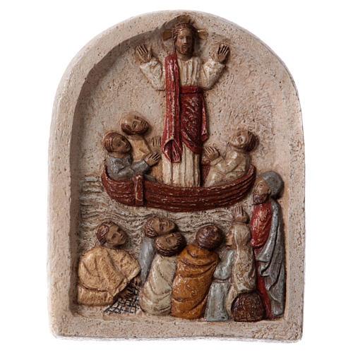 bassorilievo-predicazione-di-gesu-sulla-barca-coi-discepoli-20x15-cm