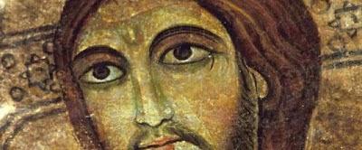 volto crocifisso san damiano