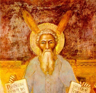a-moses_with_horns-andrea-de-bonaiuto-1333-1392
