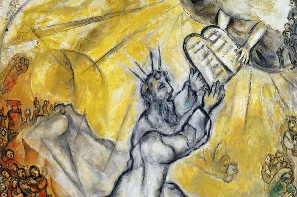 mose-riceve-le-tavole-della-legge-Chagall (1)