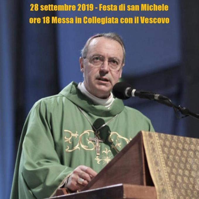 messa vescovo