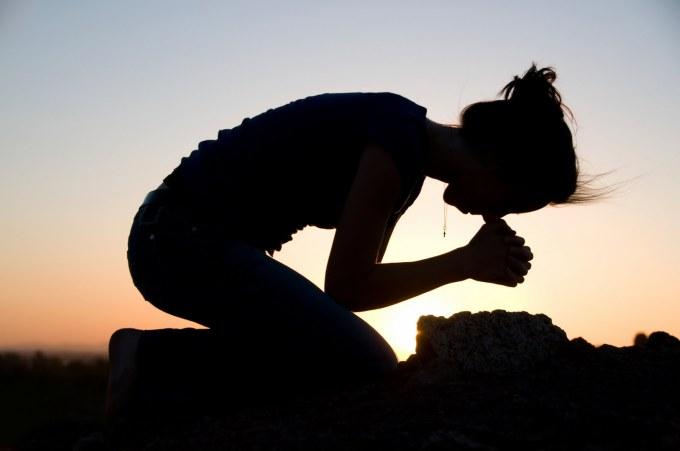 Uno spirito contrito è sacrificio a Dio